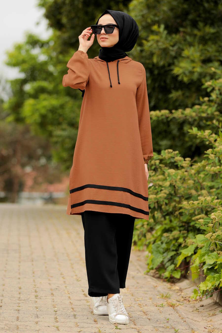 Biscuit Hijab Dual Suit Dress 10212BS