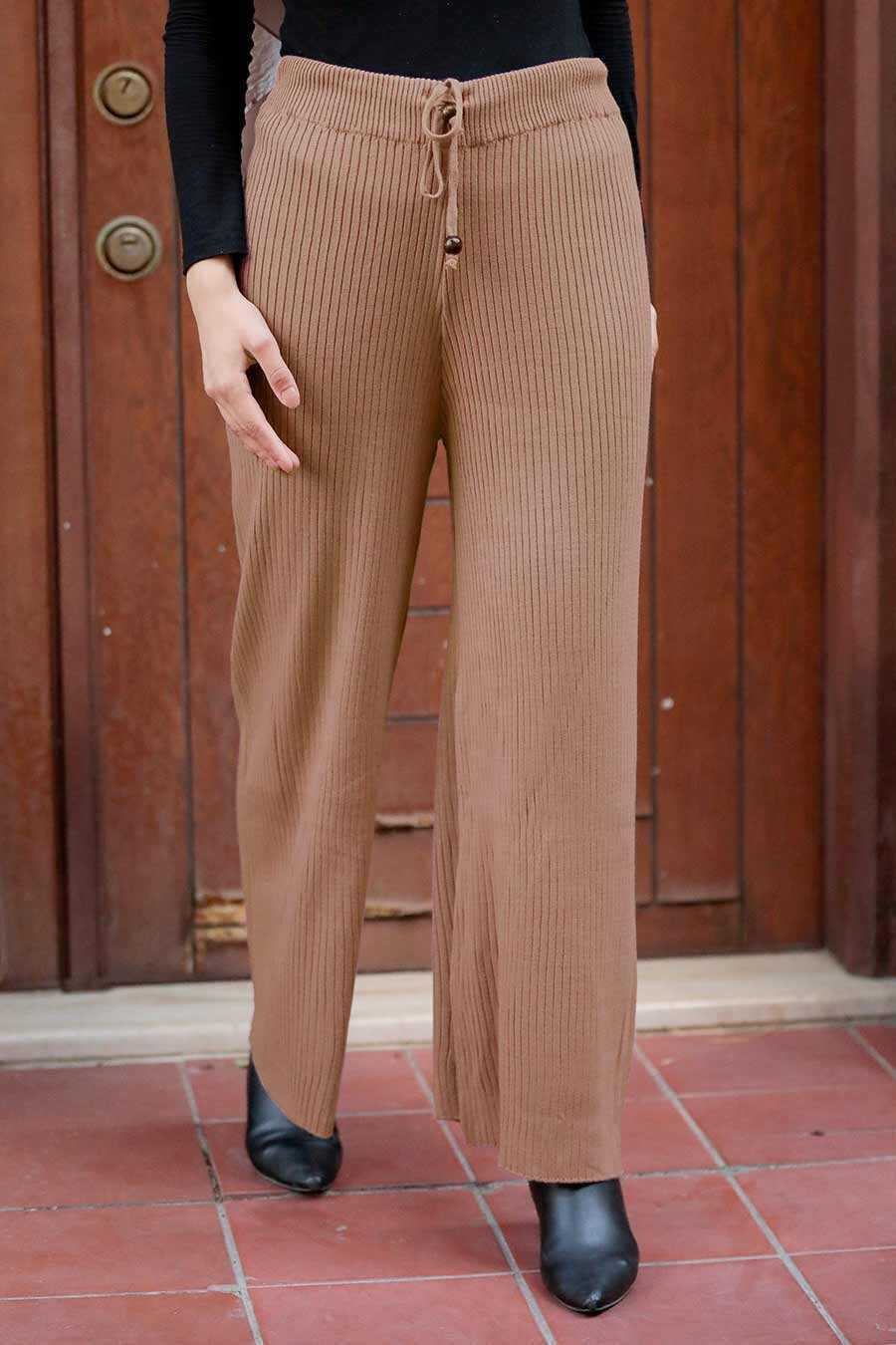 Biscuit Hijab Trousers 3101BS