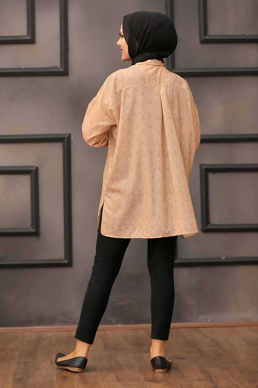 Biscuit Hijab Tunic 273210BS
