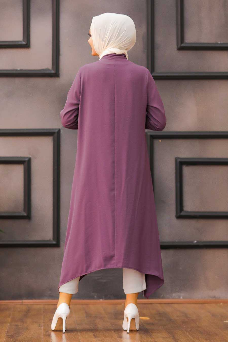 Dusty Rose Hijab Tunic 540GK