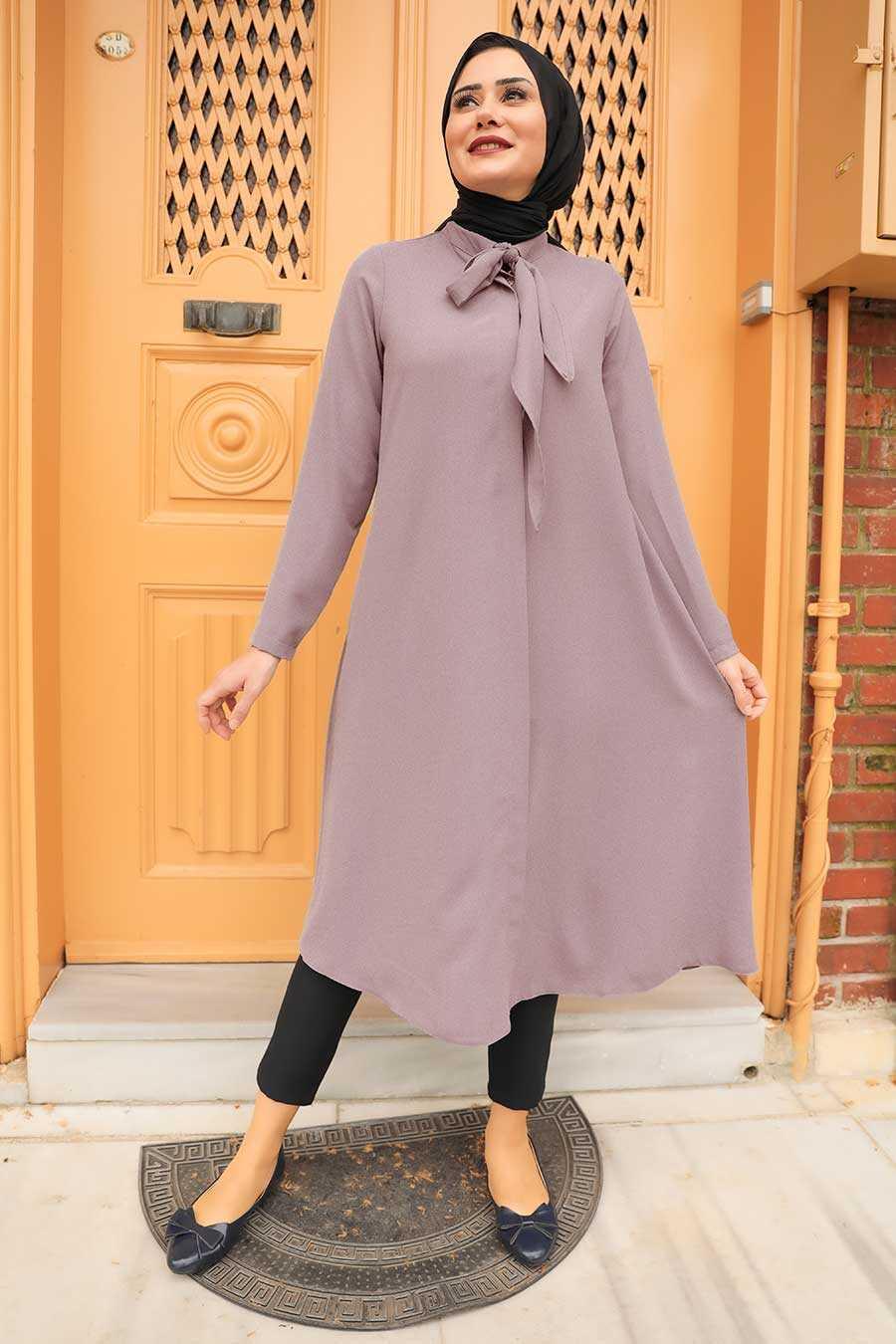 Mink Hijab Tunic 2097V